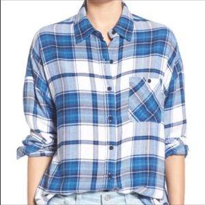 Rails Jackson Flannel Shirt